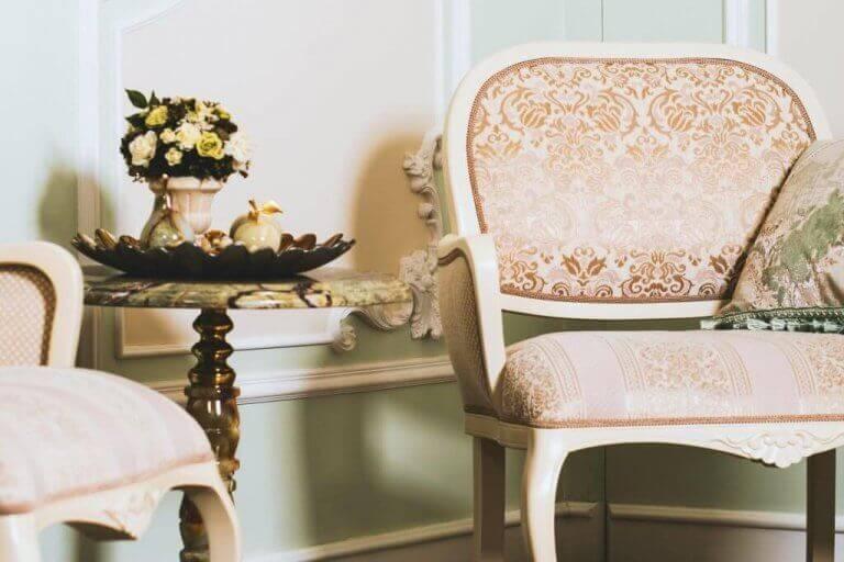 Sedie Louis XVI: mobili intramontabili