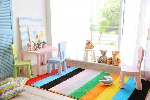 Idee per creare una stanza dei giochi per i vostri bambini for Creare una stanza