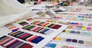 Tessuti da tappezzeria colorati