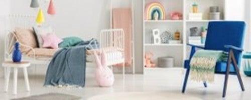 Arredamento per bambini: consigli utili