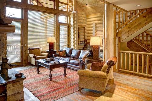Le case di campagna in stile rustico: ecco come decorarle