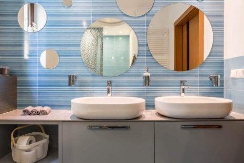 Lavabo per il bagno: idee decorative originali