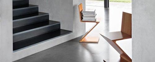 La sedia Zig Zag: un progetto di Gerrit Rietveld
