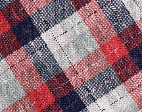 Tartan scozzese è un tipico tessuto stampato a quadri