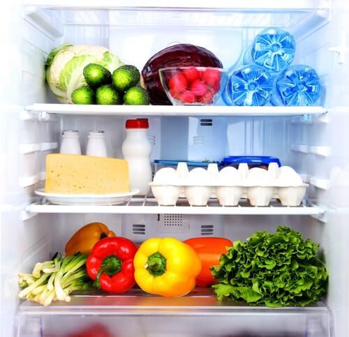 Temperatura del frigorifero