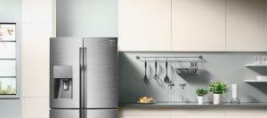 Ordinare la cucina e il frigorifero