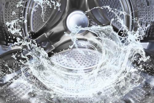 Tubi otturati scarico lavatrice