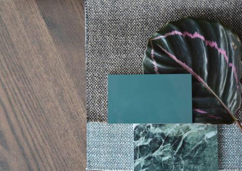 Tessuti e oggetti con texture e materiali vari