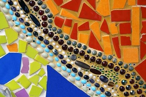 Pavimento di mosaico: estetica antica per la casa