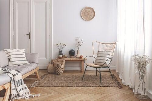 3 tappeti con design ispirati alla natura