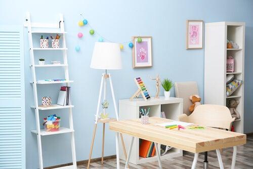 Come creare un angolo studio per i bambini