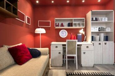 Come decorare un appartamento per studenti