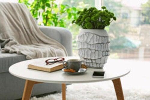 Tavolino da caffè: come decorarlo?
