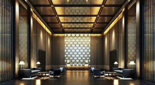 Come decorare al meglio la hall di un hotel
