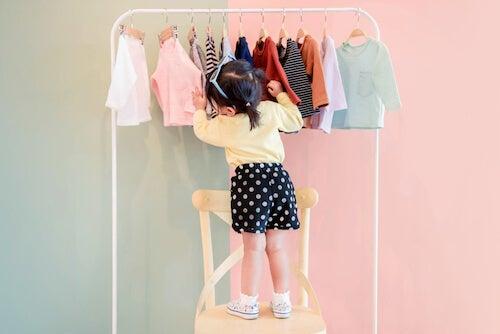 5 consigli per decorare un negozio di abbigliamento per bambini