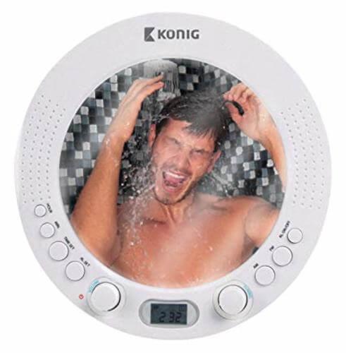 Radio con specchio