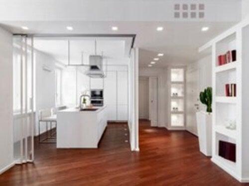 Porte scorrevoli: rinnovate la vostra cucina!