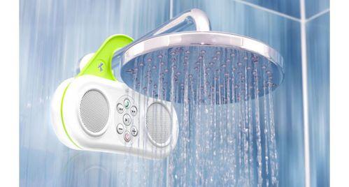 3 bellissimi modelli di radio per la doccia