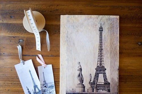 Trasferire le foto su legno in 4 passaggi