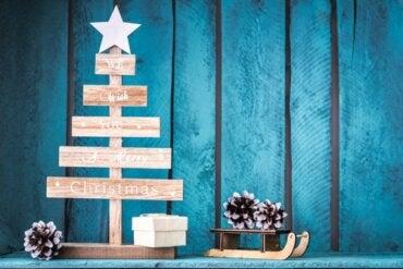 5 idee per un albero di Natale originale