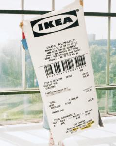 Articolo della collezione markerad di Ikea
