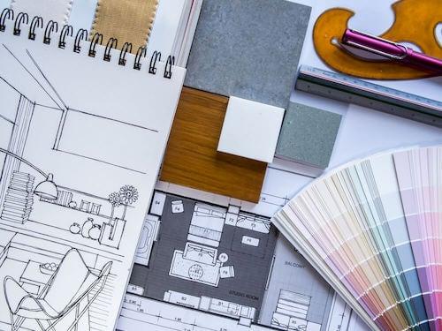 imparare a decorare progetti salotto