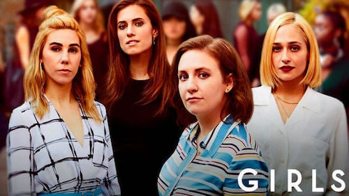 quattro donne protagoniste serie tv girls