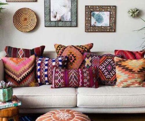 La decorazione in stile andino per una casa vivace