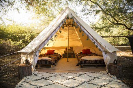 Jaima o tenda beduina