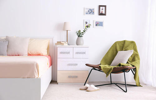 Ultime tendenze per una camera da letto da sogno