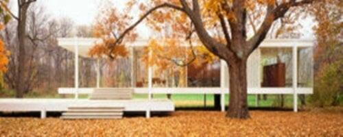 La Casa Farnsworth: un struttura semplice e funzionale