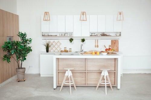 Sfruttare al massimo lo spazio: la cucina
