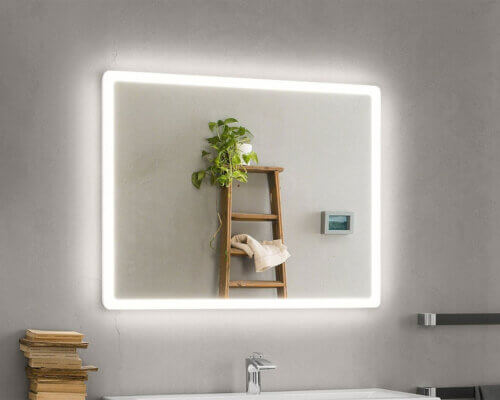 Bagno tech: inizia dallo specchio