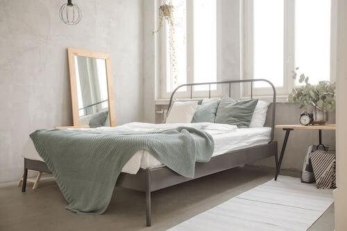 Camera da letto letto singolo