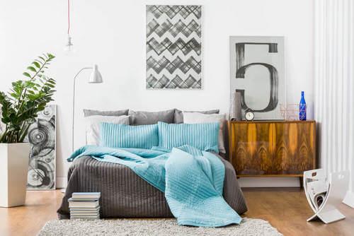 6 idee originali per rinnovare la camera da letto