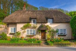 Casa in stile cottage inglese