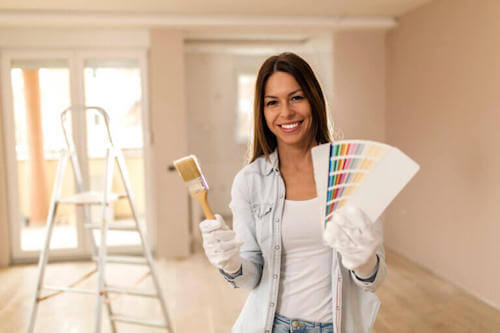 Pittura decorativa per rinnovare le pareti: le migliori tecniche