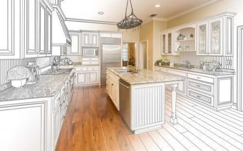 Come tenere sotto controllo la ristrutturazione della casa
