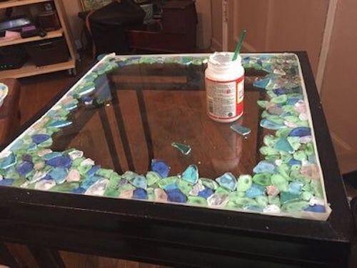 Come riparare e riutilizzare i vetri rotti: viva il riciclo!