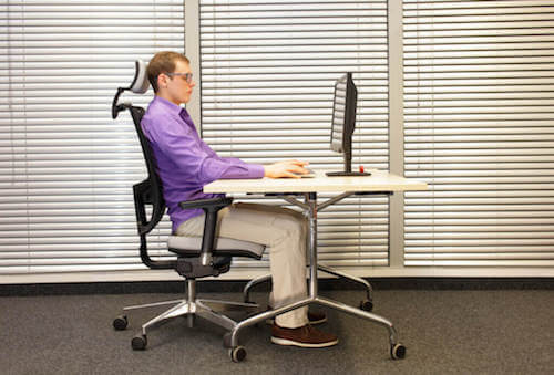 Sedie da ufficio: 3 tipologie davvero interessanti