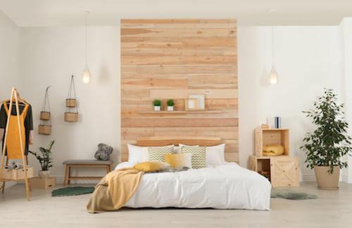 Come trasformare la camera da letto in un batter d'occhio