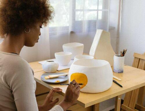 Artigiani per un giorno: decorare fai-da-te