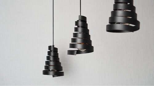Lampadari pendenti.