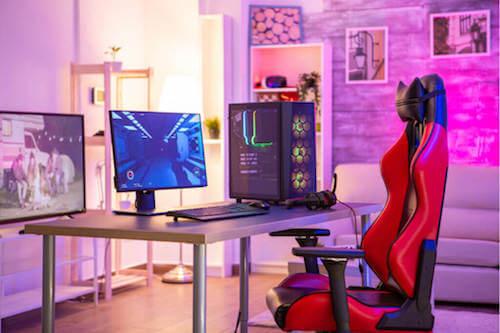 Sedia da gaming: l'ultima moda degli appassionati di videogiochi