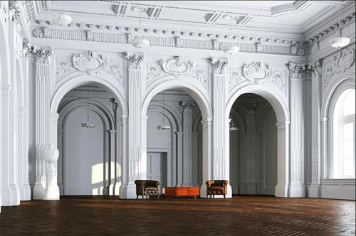 3 tipi di archi per interni: architettura e decorazione si fondono