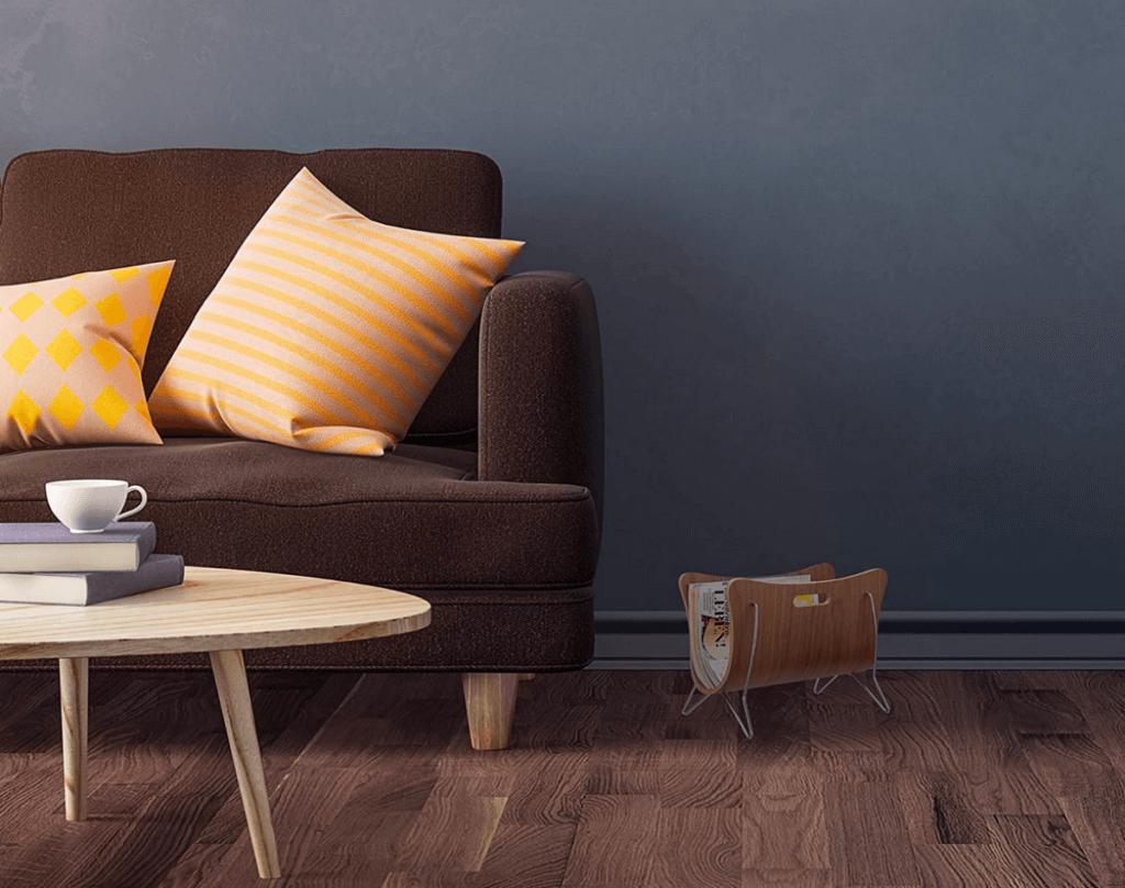 5 tipi di portariviste che danno un tocco in più alla casa