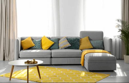 Tappeti multicolore per rallegrare casa