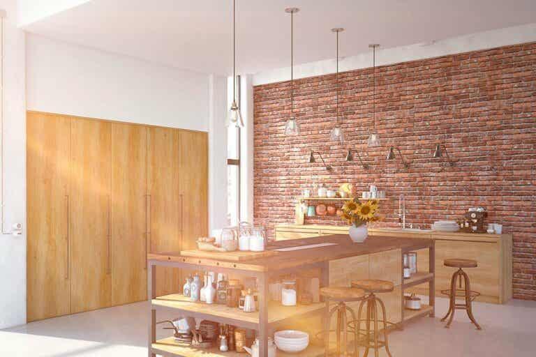 Idee per arredare la cucina in estate