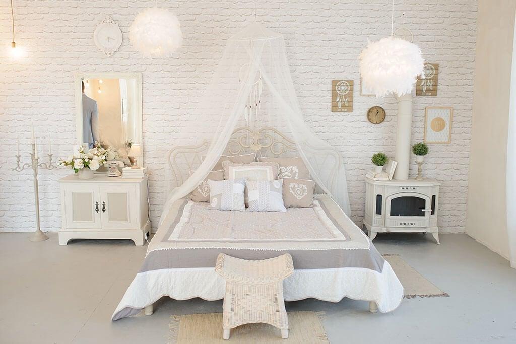 Camera da letto matrimoniale: idee decorative