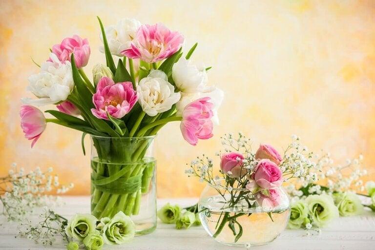 5 trucchi per preservare le composizioni floreali